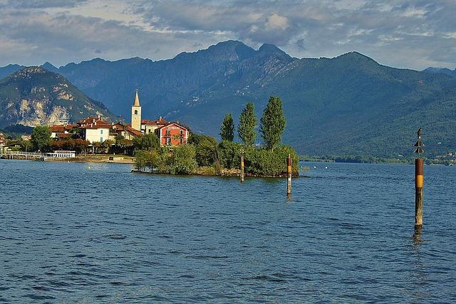 Reise und Urlaub zu den schönsten Immobilien am Lago Maggiore
