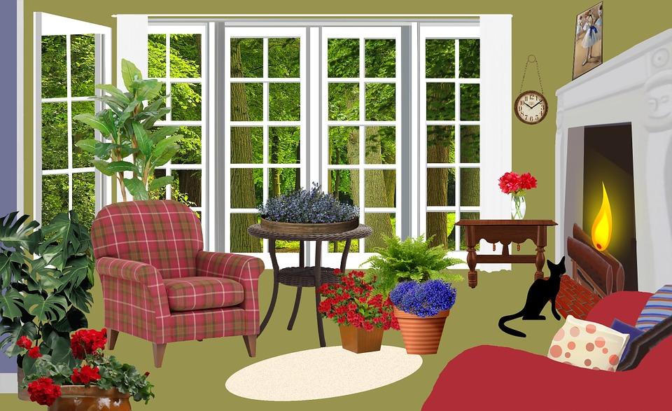 Die richtigen Fenster und Türen im Haus