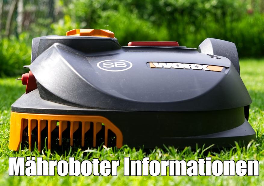 Mähroboter Informationen